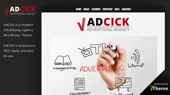 Adcick premium wordpress themes