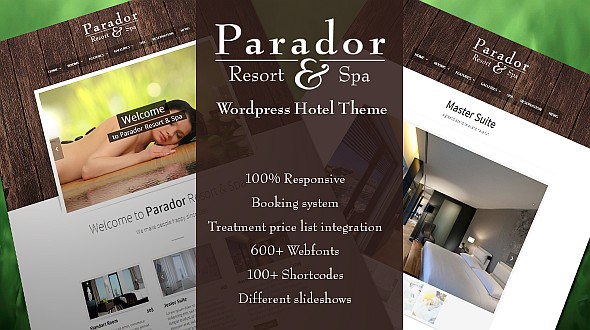 parador 107 premium wordpress themes
