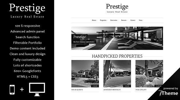 prestige 1.11 premium wordpress themes