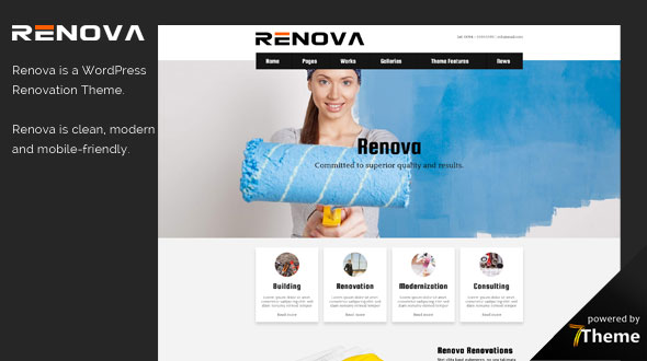 renova 1.0 premium wordpress themes