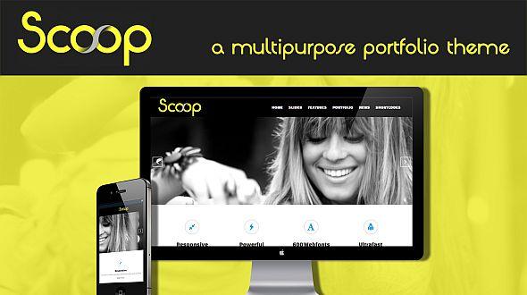 scoop102 premium wordpress themes