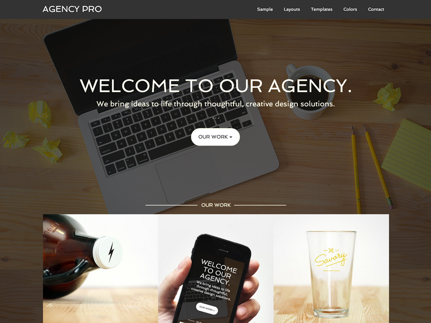 agency pro premium wordpress themes