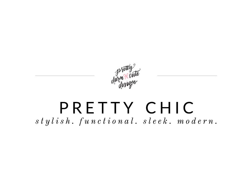 prettychic premium wordpress themes