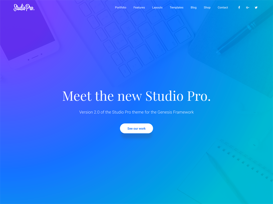 studio pro premium wordpress themes