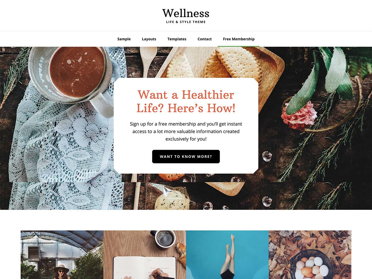 wellness premium wordpress themes