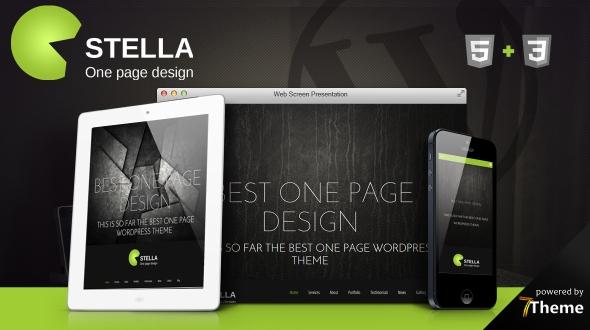 stella 1.0 premium wordpress themes