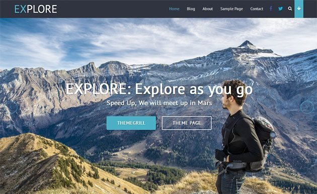 Explore premium wordpress themes