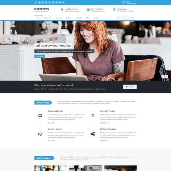 ElitePress premium wordpress themes