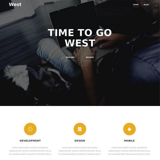 West premium wordpress themes