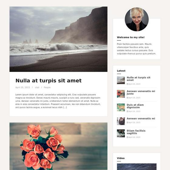 Amadeus premium wordpress themes