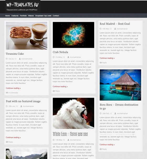 Themolio premium wordpress themes